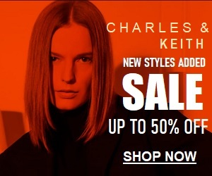 Shop the perfectly on-trend and practical, CHARLES & KEITH