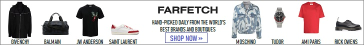 Découvrez le monde des marques de créateurs de mode avec Farfetch.com
